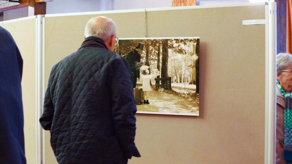Inauguration de l'exposition artistique de Bréviandes (10)