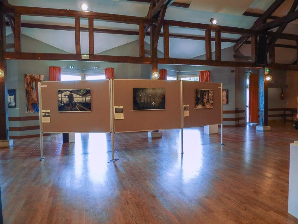 Exposition photographique extrait de La Valise
