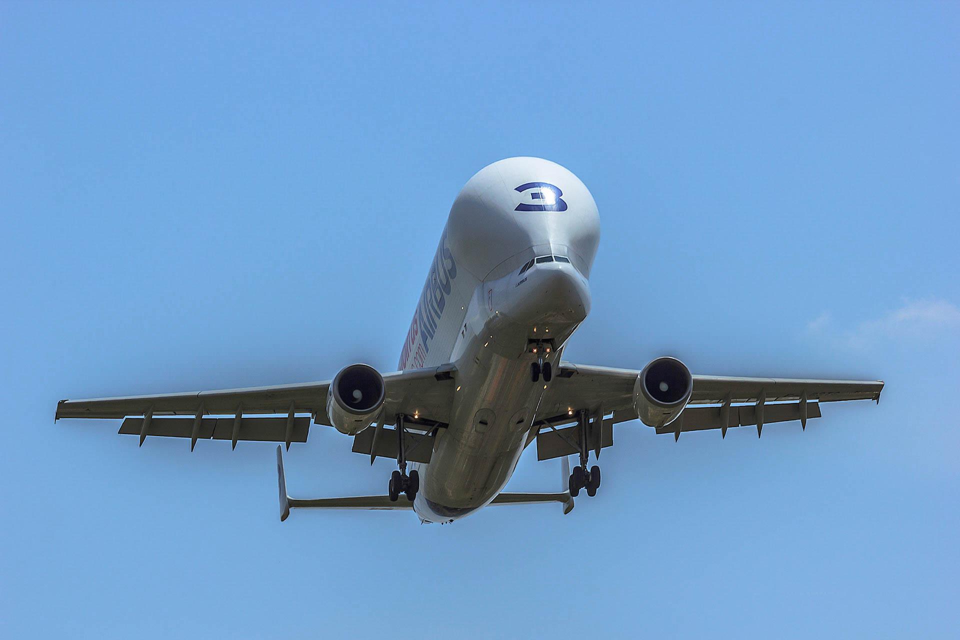 Aéronautique Avion Beluga 3 Airbus