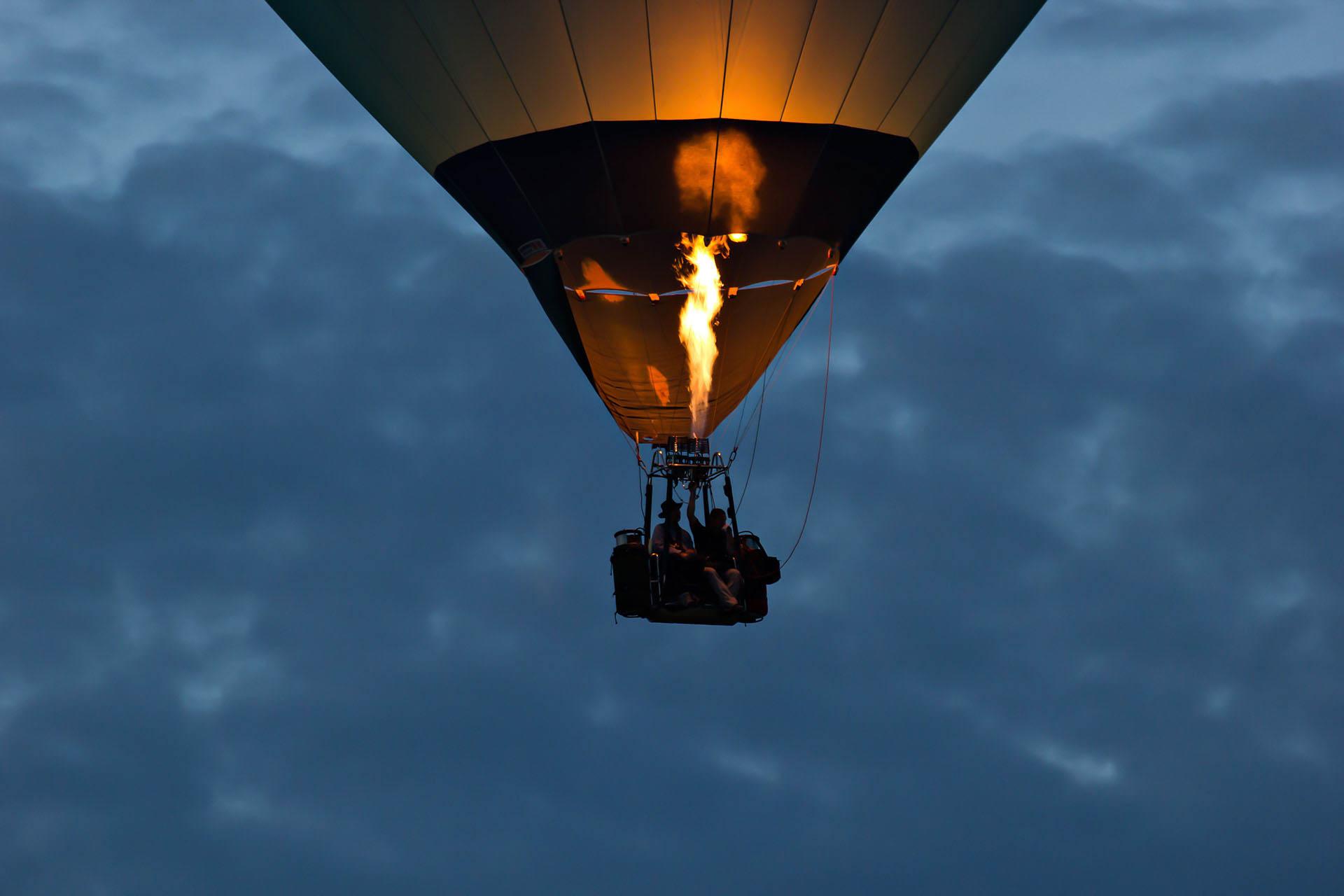 Aeronautique Montgolfiere – Agnes Briand Photographe