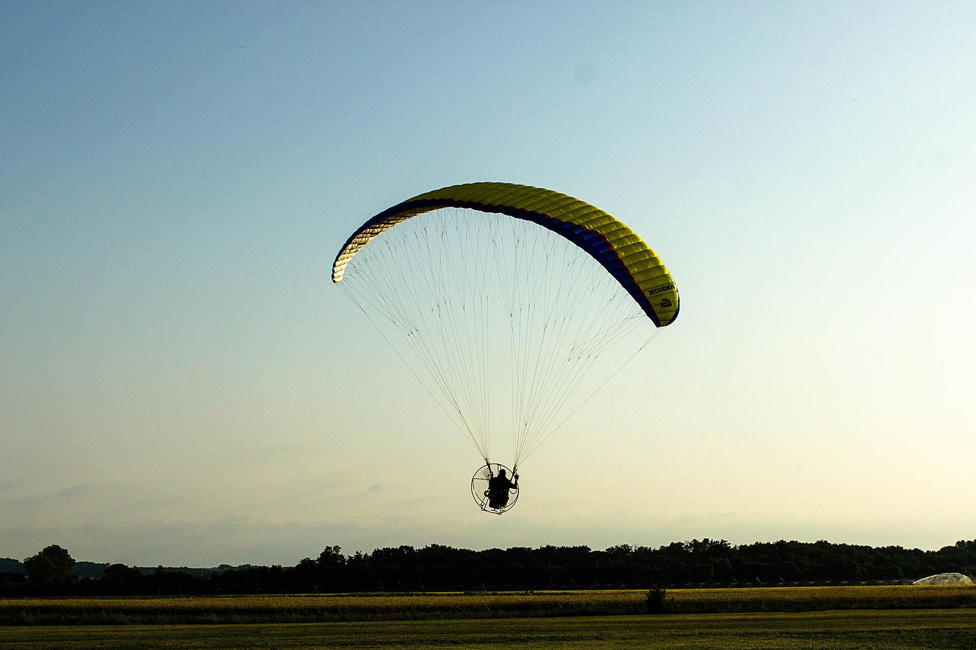 Aeronautique Paramoteur – Agnes Briand Photographe
