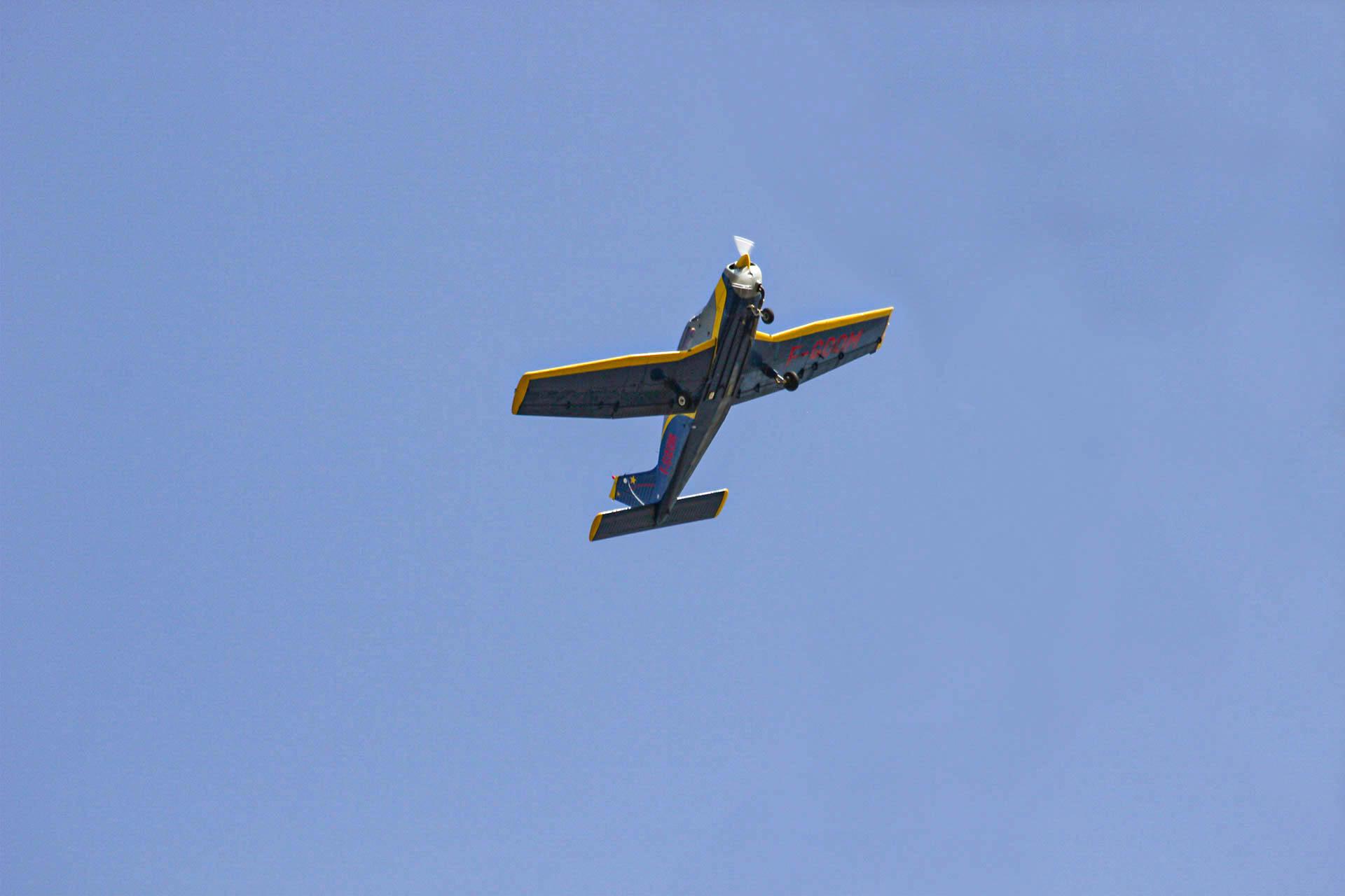 Aeronautique Piper – Agnes Briand Photographe