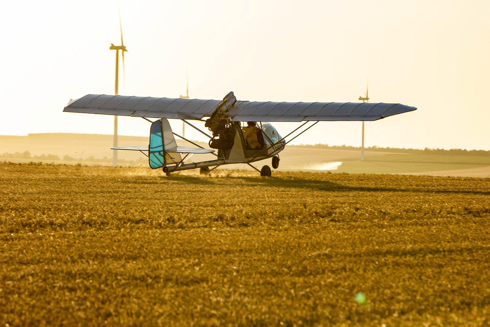Aeronautique Ulm – Agnes Briand Photographe