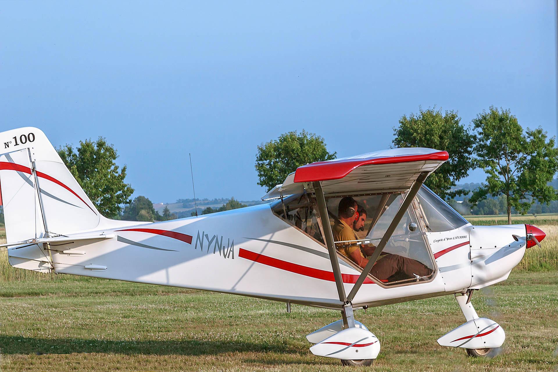Aeronautique Ulm Nynja – Agnes Briand Photographe