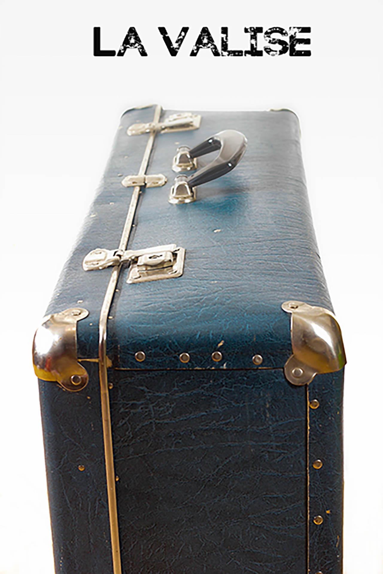 La valise creation personnelle